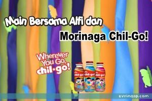 Main Bersama Alfi dan Morinaga Chil-Go!