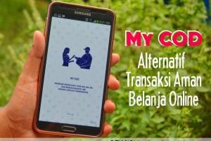 My COD, Alternatif Transaksi Aman Belanja Online