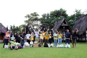 Keseruan Piknik Fruitaholic Sunpride di Bogor