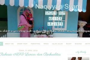 Mengenal Naqiyah Syam