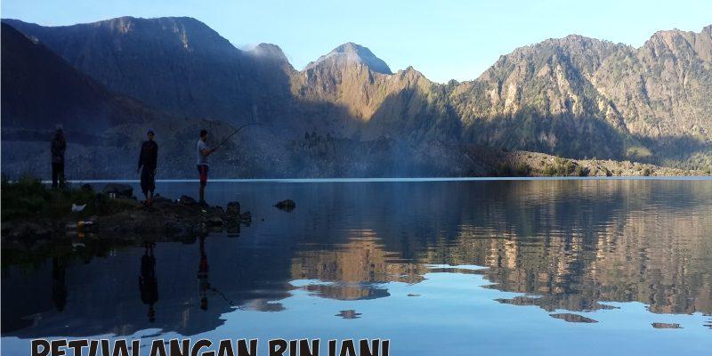 Petualangan Rinjani: (5) Danau Segara Anak