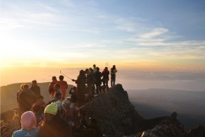 Petualangan Rinjani: (4) Summit Attack