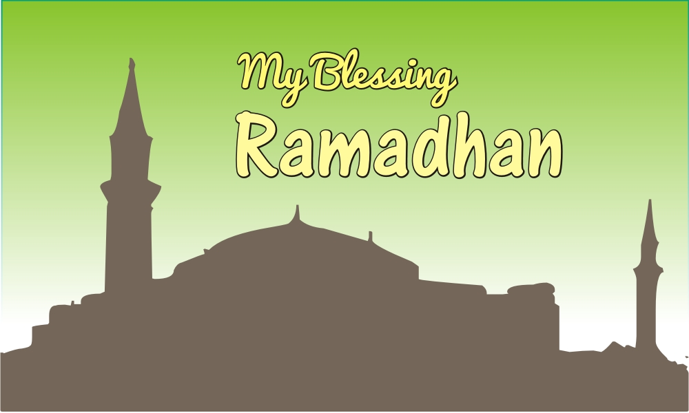 My Blessing Ramadhan
