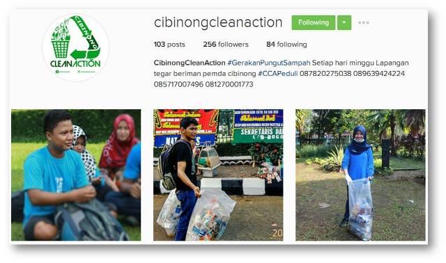 cibinong-clean-action