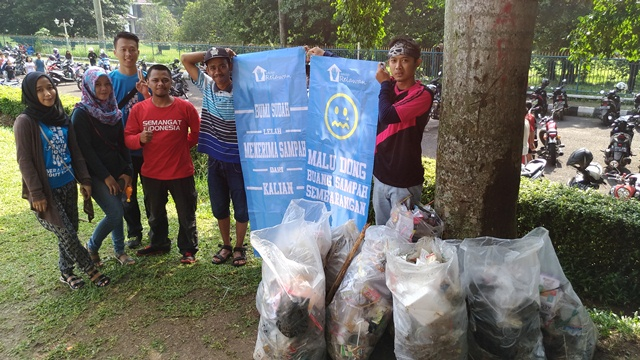 Cibinong Clean Action, Sebuah Gerakan Cinta Lingkungan
