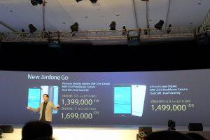New Zenfone Go Smartphone dengan Harga Terjangkau Berkualitas