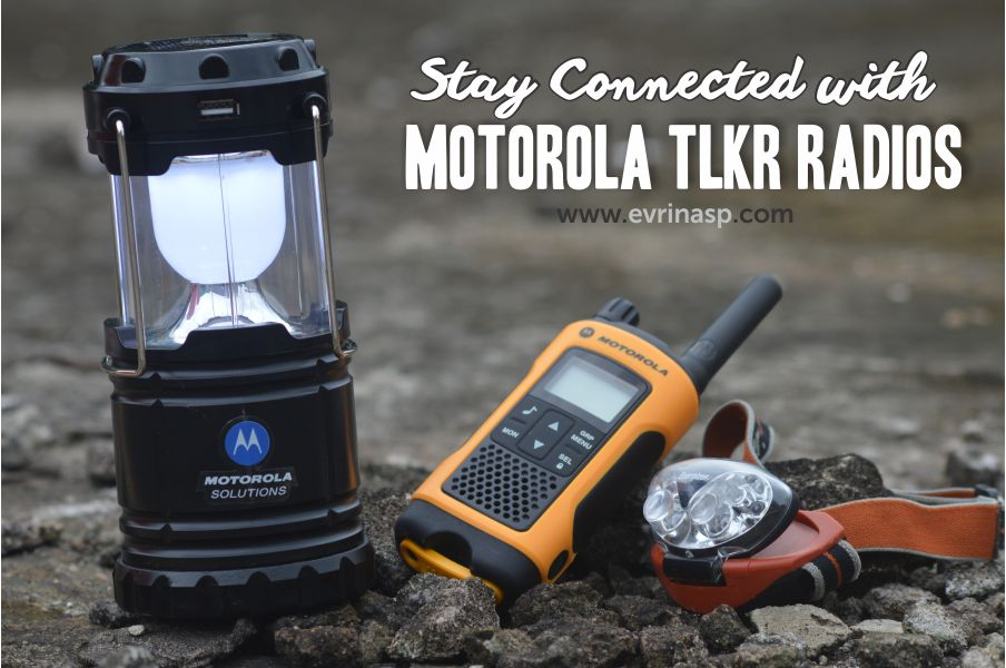 Stay Connected with Motorola TLKR Radios