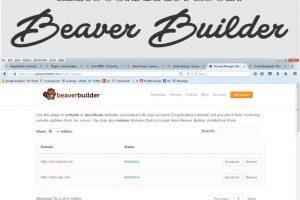 Menggunakan Plugin Beaver Builder untuk WordPress