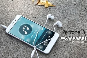 ASUS Luncurkan Smarthphone yang GaAdaMatinya: ZenFone 3 Max