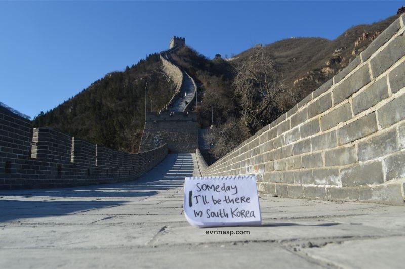 Akhirnya Evrinasp Ke Korea Selatan
