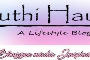 Muthi Haura, Blogger Muda Inspiratif