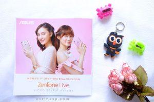 ASUS ZenFone Live, Saatnya untuk Video Selfie Expert