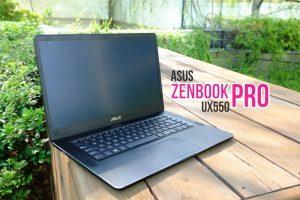 Lebih Dekat dengan ASUS ZenBook Pro UX550, Notebooknya Para Kreator