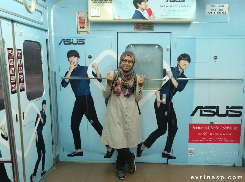 Sebuah Kebahagiaan di Commuter Line-Gong Yoo