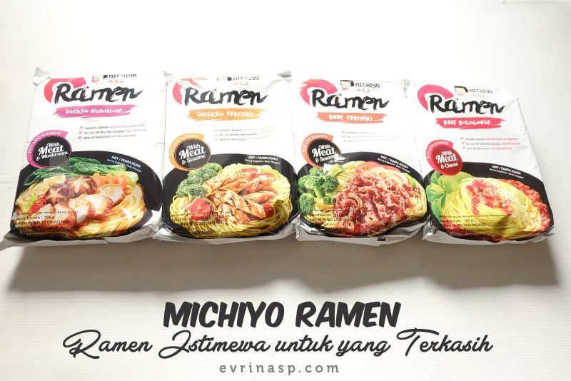 Michiyo Ramen, Ramen Istimewa untuk yang Terkasih