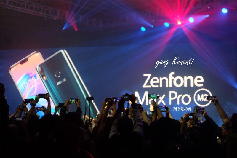 ASUS ZenFone Max Pro M2 yang Kunanti