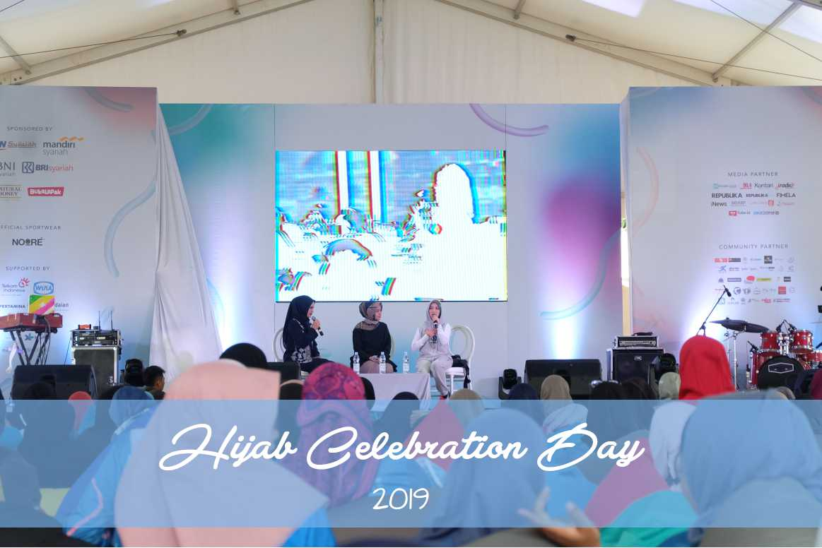 Silaturahim Sambil Dorong Industri Halal Indonesia di Hijab Celebration Day Bersama HIJUP