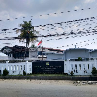 Pengujian Bebas Residu Pestisida di UPT Pengujian Mutu Pangan Segar Kabupaten Bogor
