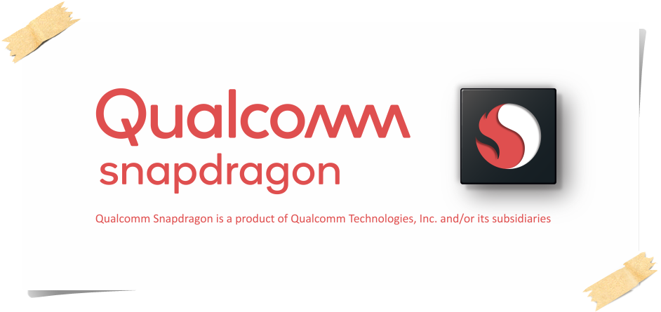 Qualcomm Snapdragon Logo 3